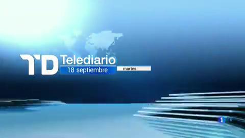 Telediario - 8 horas - 18/09/18