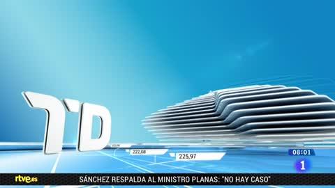 Telediario - 8 horas - 19/06/18