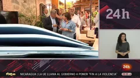 Telediario - 8 horas - 19/07/18 - Lengua de signos