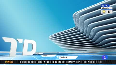 Telediario - 8 horas - 20/02/18