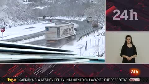 Telediario - 8 horas - 20/03/18 - Lengua de signos