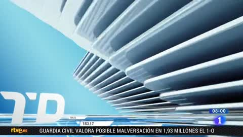 Telediario - 8 horas - 20/04/18