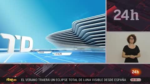 Telediario - 8 horas - 20/06/18 - Lengua de signos