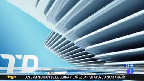 Telediario - 8 horas - 21/06/18