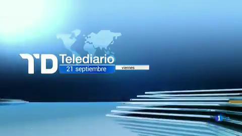 Telediario - 8 horas - 21/09/18