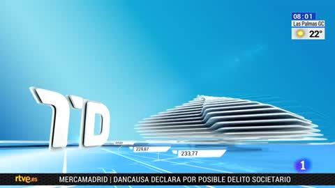 Telediario - 8 horas - 21/11/17