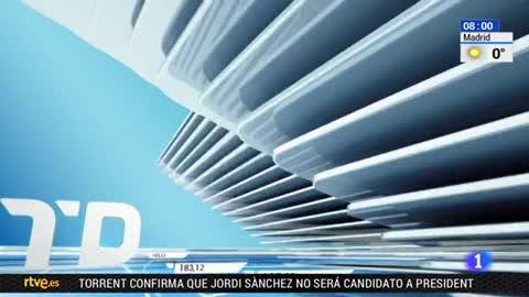 Telediario - 8 horas - 22/03/18