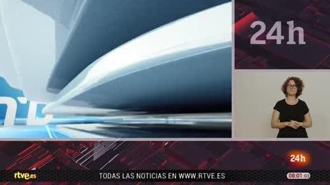 Telediario - 8 horas - 22/06/18 - Lengua de signos