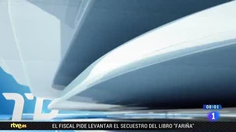 Telediario - 8 horas - 22/06/18
