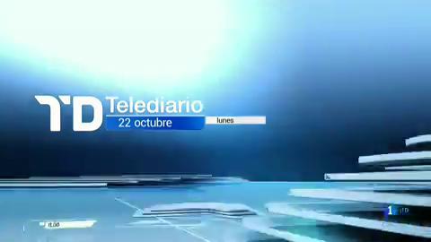 Telediario - 8 horas - 22/10/18