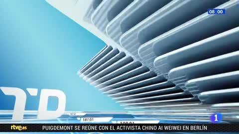 Telediario - 8 horas - 23/04/18