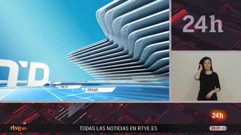 Telediario - 8 horas - 23/05/18 - Lengua de signos