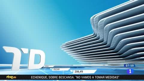 Telediario - 8 horas - 24/04/18