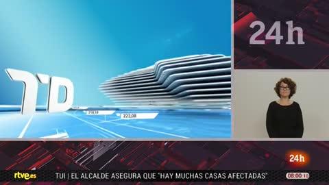 Telediario - 8 horas - 24/05/18 - Lengua de signos
