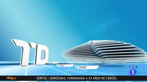 Telediario - 8 horas - 25/05/18