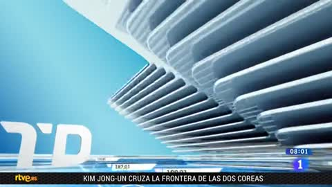 Telediario - 8 horas - 27/04/18