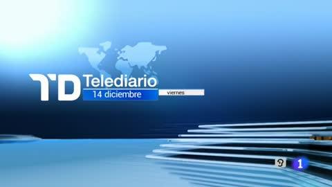 Telediario Matinal en cuatro minutos - 14/12/18