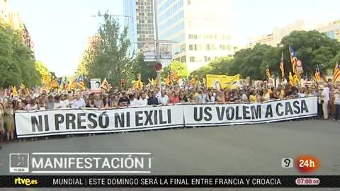 Telediario Matinal en Cuatro Minutos - 15/07/18