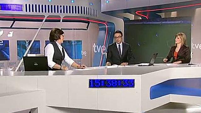 Los Telediarios de TVE, líderes por 44º mes consecutivo