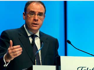 Ver vídeo  'Telefónica pretende incentivar a sus directivos'