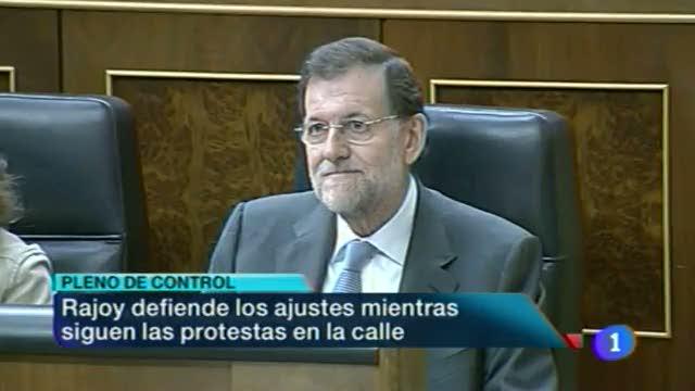 Telenorte País Vasco - 18/07/12
