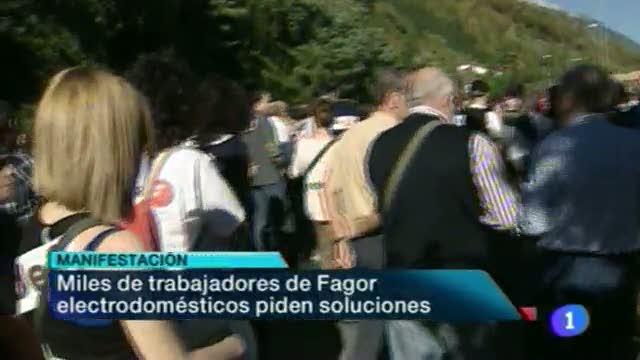 Telenorte País Vasco - 18/10/13