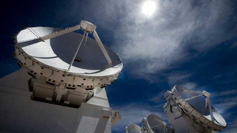 ALMA la mayor aventura de la astronomía mundial, con participación española