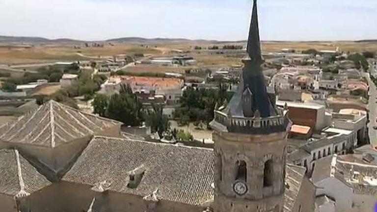 Conectando España - Tembleque (Toledo)