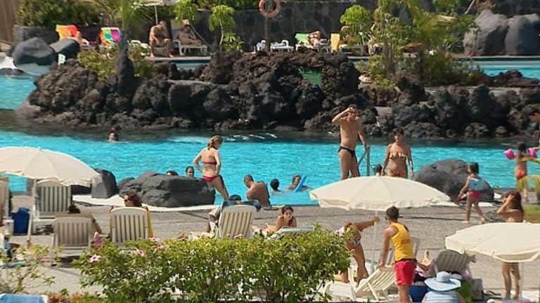 Temperaturas significativamente altas en Canarias