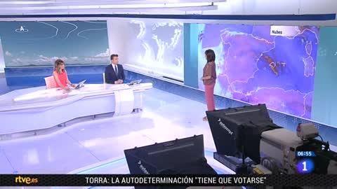 Temperaturas altas en sur de Cataluña, Castilla-La Mancha y Gran Canaria