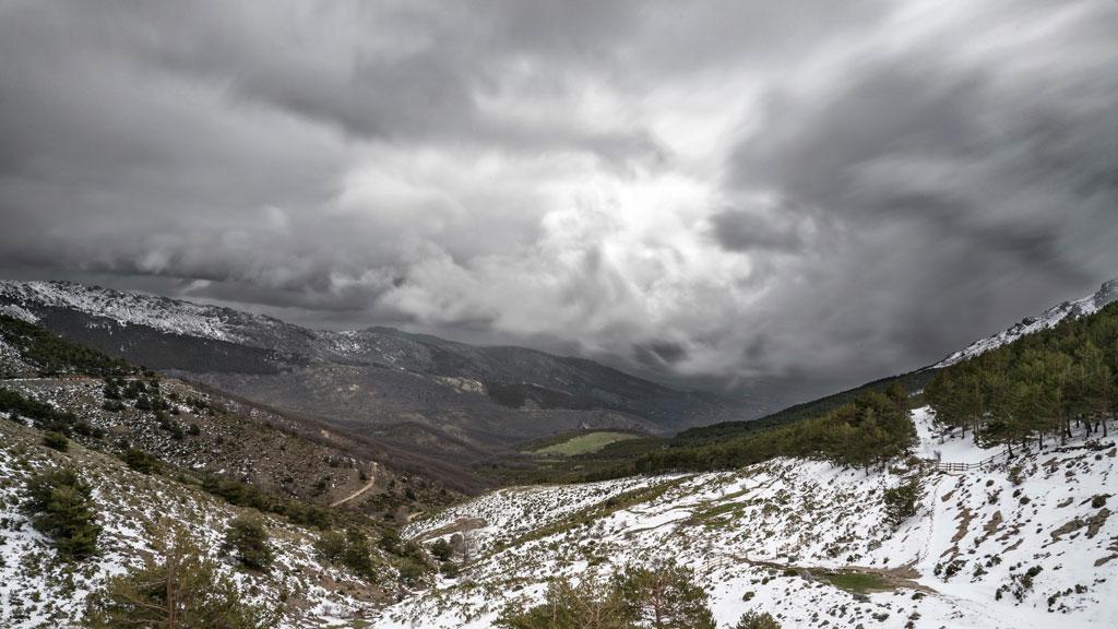 Temperaturas bajas con heladas intensas en la Península y Baleares