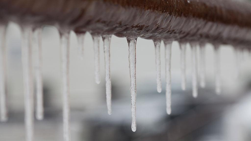 Temperaturas mínimas significativamente bajas en áreas del interior peninsular