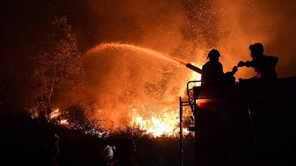 Informe Semanal - Tempestad de fuego en Portugal
