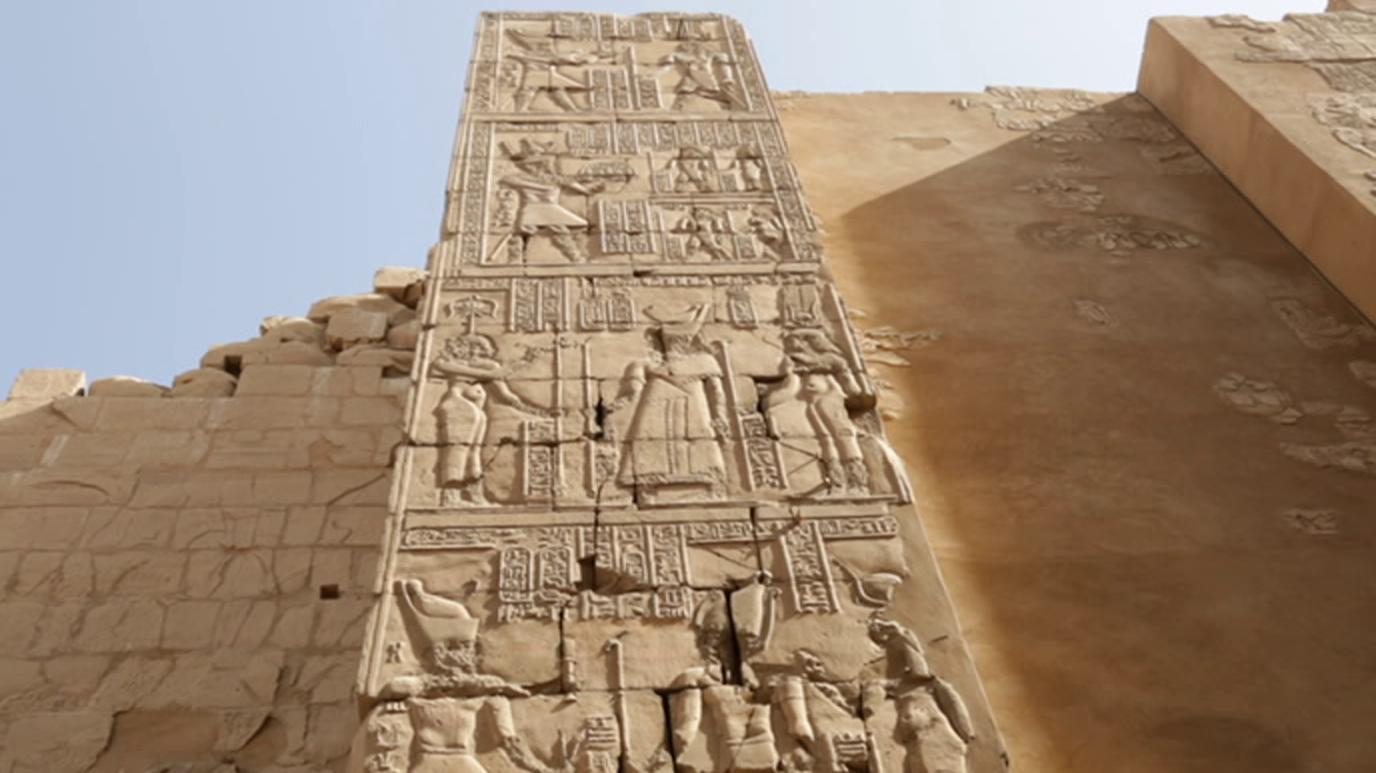 Arqueomanía - El templo de Tutmosis III