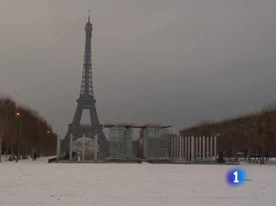 El temporal de frío y nieve en Europa ha causado ya 26 muertos, la mayoría de ellos en Polonia