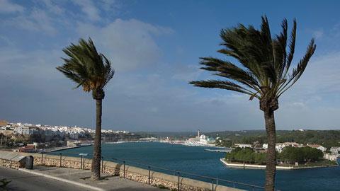 Temporal de viento y sin lluvias marcará la semana en España