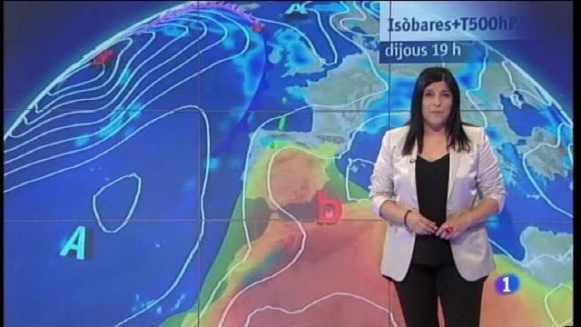 El temps a les Illes Balears - 08/06/16