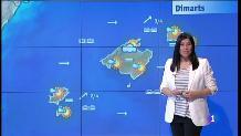 El temps a les Illes Balears - 11/06/18