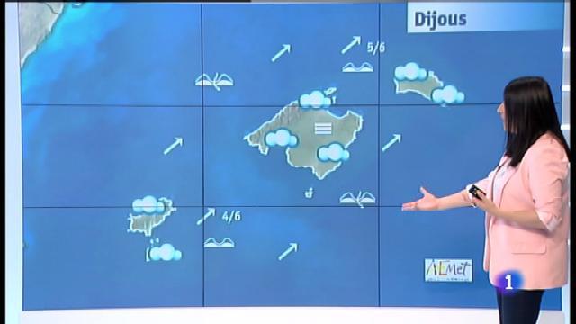 El temps a les Illes Balears - 14/03/18