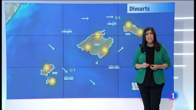 El temps a les Illes Balears - 14/05/18