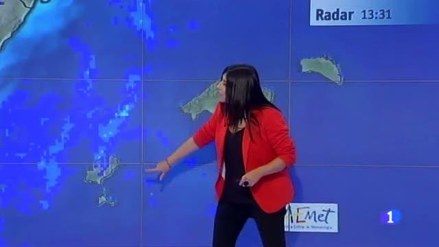 El temps a les Illes Balears - 14/11/14