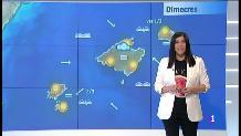 El temps a les Illes Balears - 15/05/18