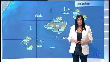 El temps a les Illes Balears - 16/02/18