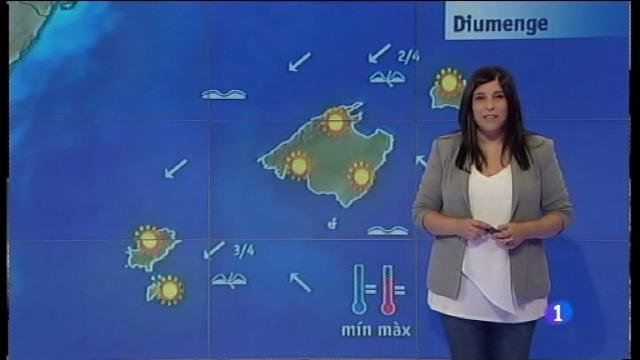 El temps a les Illes Balears - 16/06/17