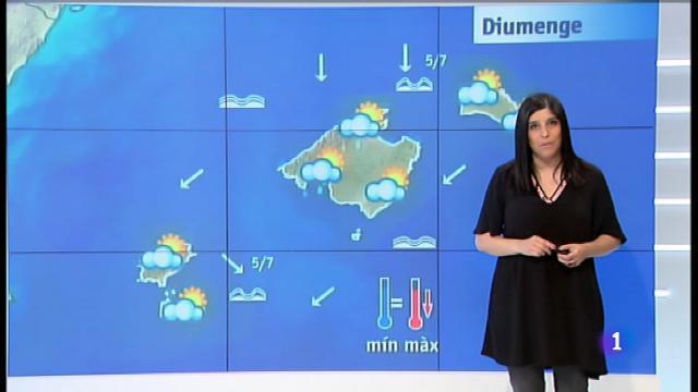 El temps a les Illes Balears - 18/05/18