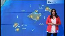 El temps a les Illes Balears - 18/06/18