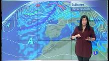 El temps a les Illes Balears - 23/01/18