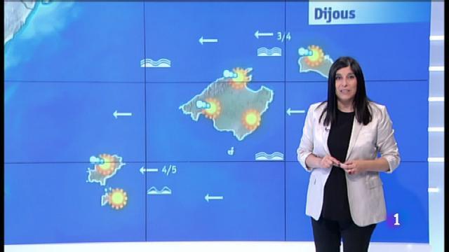 El temps a les Illes Balears - 23/05/18