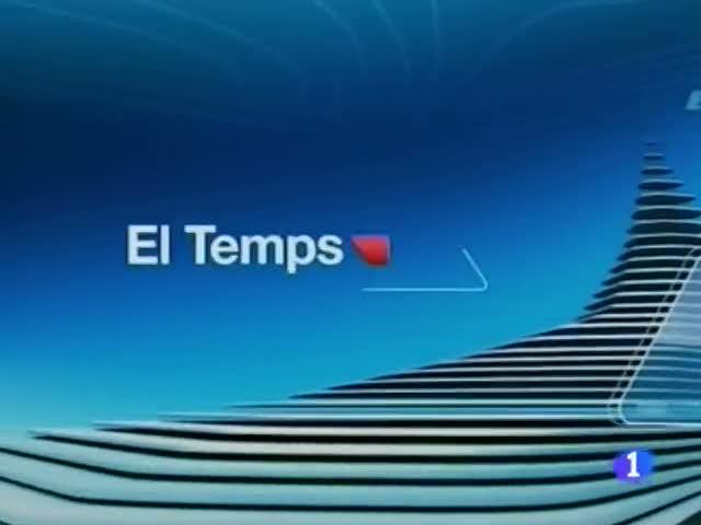 El temps a les Illes Balears - 25/05/12