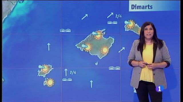 El temps a les Illes Balears - 26/06/17